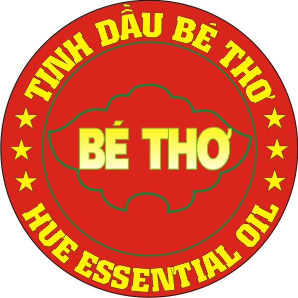 logo Dầu tràm bé thơ - tinh dầu tràm bé thơ