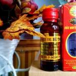 Công dụng của dầu massage Huế